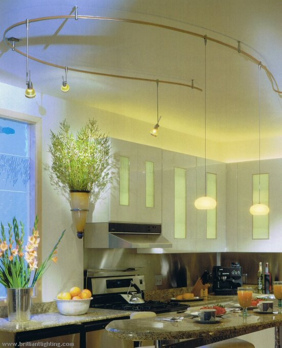 lighting kitchen