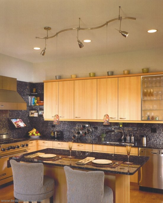 Small Kitchen Lighting Ideas Kitchen Remodel At Pinch Of Yum