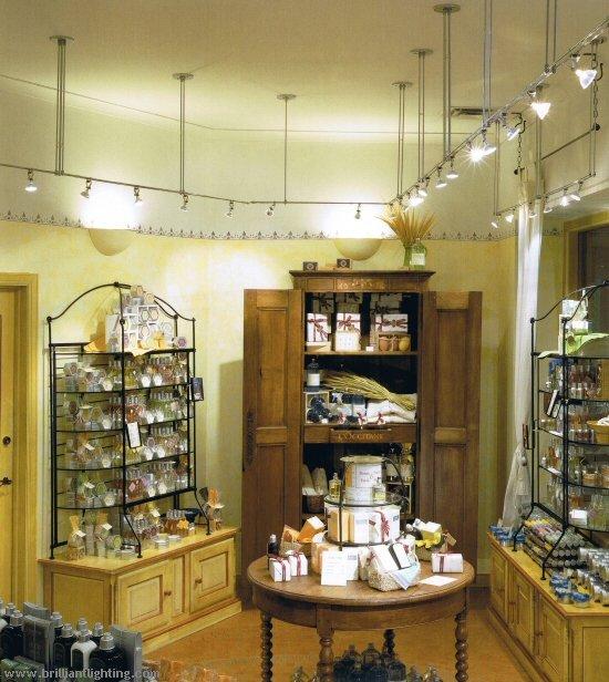 Lighting Retail Stores: Tech Lighting Retail Applications