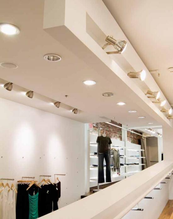 Wac Lighting Retail Applications