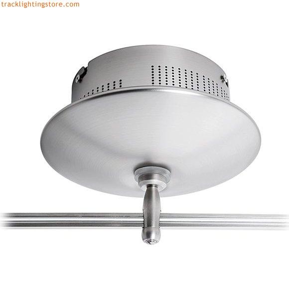 Track Lighting Maximum Length: Close-mount Rigid-feed Round 300 Watt
