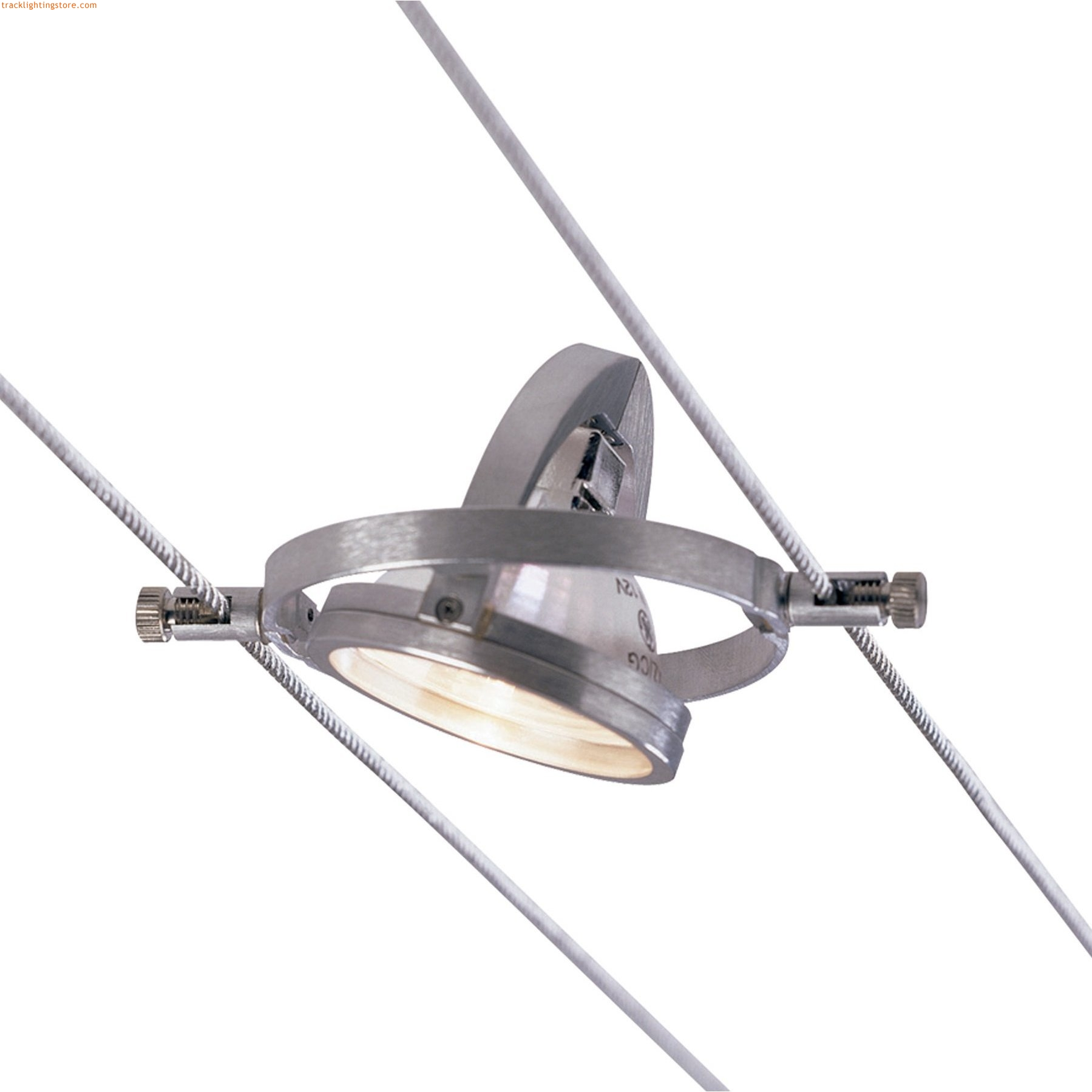 Track Lighting Maximum Length: 5.5 Inch Cable Separation (for