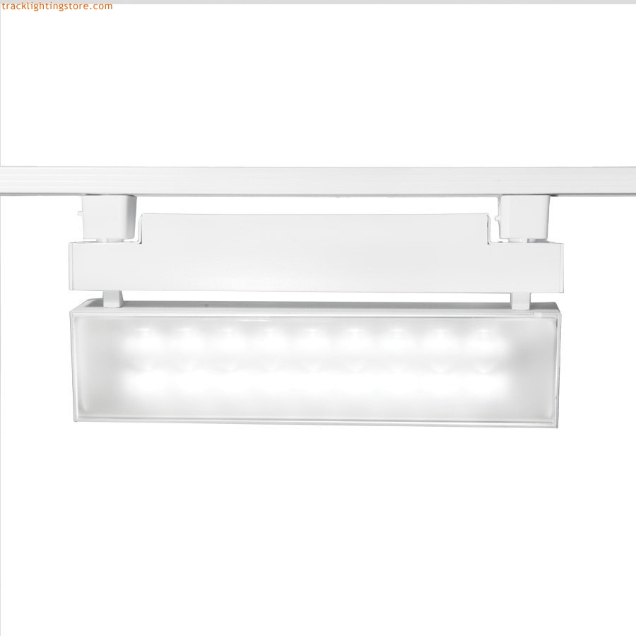 l led42w 27 wt led wall washer track head 2700k. Black Bedroom Furniture Sets. Home Design Ideas