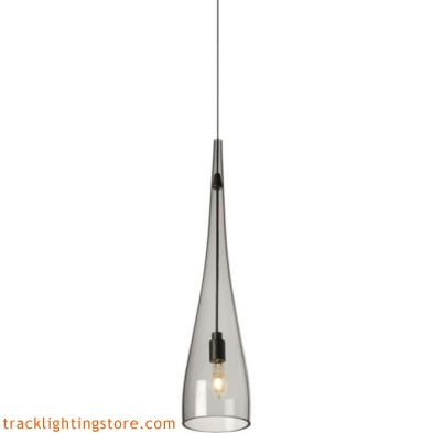 Cypree Pendant Small - Smoke