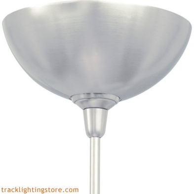Fusion Jack 4 Inch Round Dome Flush Canopy with Vault Adapter - Incandescent