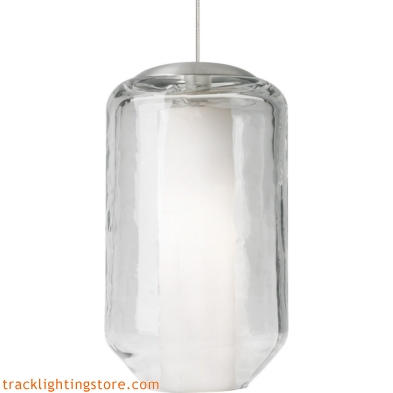 Mini Mason Pendant - Clear