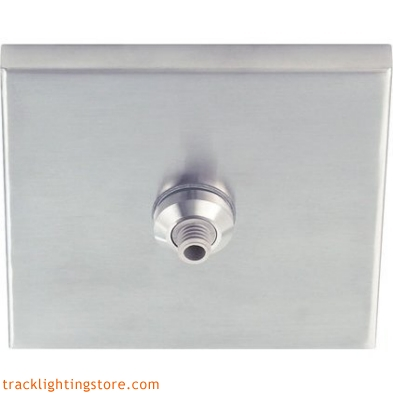 FreeJack 4 Inch Square Flush Canopy - Halogen