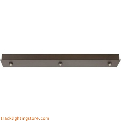 FreeJack 3 Port Linear Canopy - Halogen