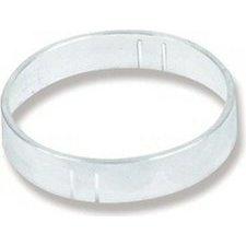 Snap Louver Lens Holder for MR16 - aluminum