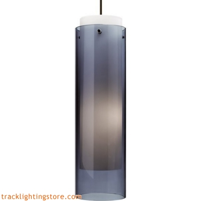 Echo Grande Pendant - Steel Blue