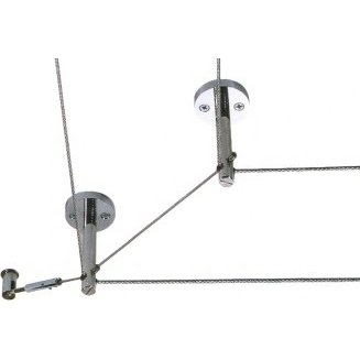 Cable support/turn kit - 1 Inch stems