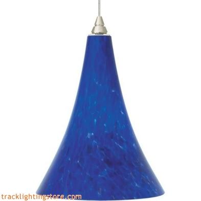 Melrose Pendant - Blue-Violet