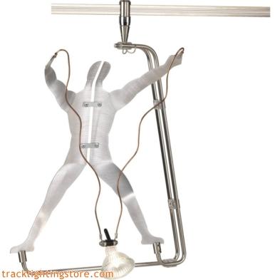 Metal Man Functional Art - 5.5 W X 8 H Hang