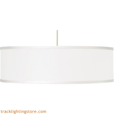 Mulberry Pendant - White
