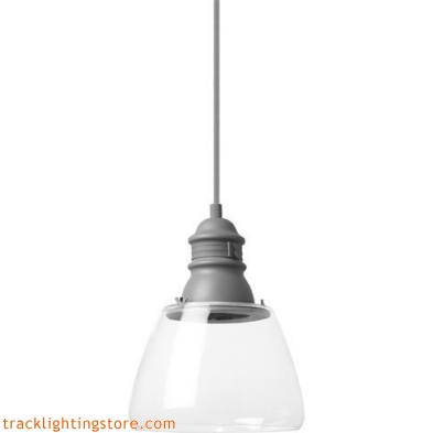 Stratton Pendant - Small - Clear - LED 3000K