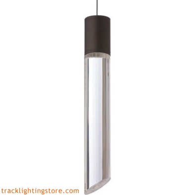 Tibor Pendant - Clear - LED