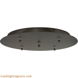 19 Inch 5-Light Fusion Jack Canopy - LED
