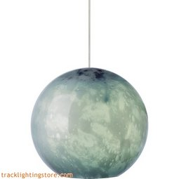 Aquarii Pendant - Steel Blue