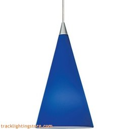 Cone III Pendant - Blue - LED