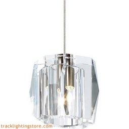 Lexum Pendant - Optic Crystal