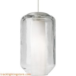 Mini Mason Pendant - Clear - LED