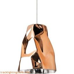 Mini zuri Pendant - Copper