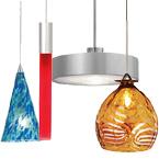 monorail lighting pendants