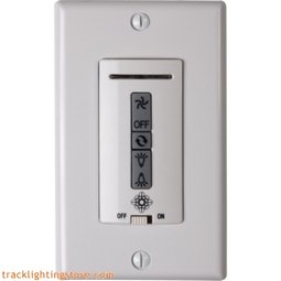 Hard Wired Wall Remote Control - Wall -Remote -Control - Receiver