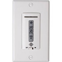 Hard Wired Wall Remote Control - Wall- Remote - Control -Receiver