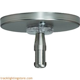 4 Inch Round Powerfeed Canopy for Tech Monorail