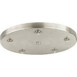 FreeJack 5 Port Round Canopy - LED