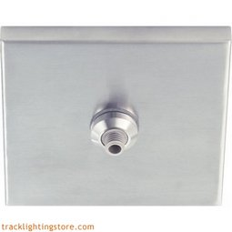FreeJack 4 Inch Square Flush Canopy - LED