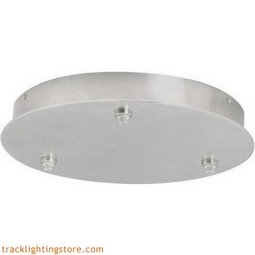 FreeJack 3 Port Round Canopy - LED (277 Volt)