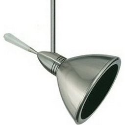 Aero Head - Belladonna Shade - Satin Nickel