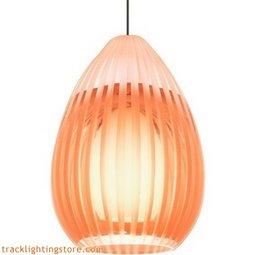 Ava Pendant - Orange