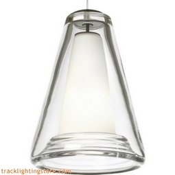 Billow Pendant - Clear - Halogen
