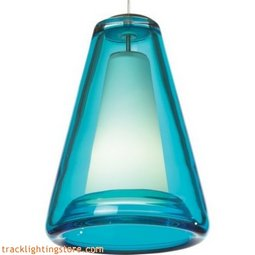 Billow Pendant - Ocean Blue - Halogen