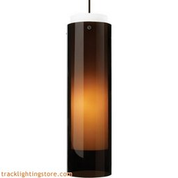 Echo Grande Pendant - Havana Brown