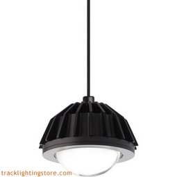 Eros Line-Voltage Pendant - Black - LED 90 CRI 3000K
