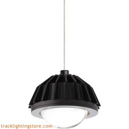 Eros Low-Voltage Pendant - Black - LED
