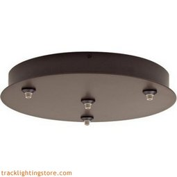 FreeJack 4 Port Canopy Round - LED / 277 Volt