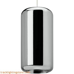 Iridium Pendant - Metallic Chrome - LED 80 CRI 3000K