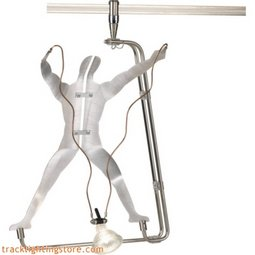 Metal Man Functional Art - 5.5 W X 8 H Hang