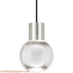 Mina Pendant - Clear - Black - LED - 90 CRI 2200K 700TDMINAP11CBS-LED922