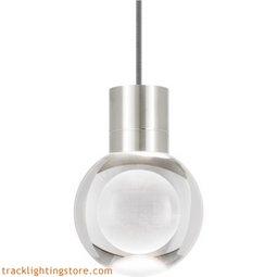 Mina Pendant - Clear - Black/White - LED - 90 CRI 2200K 700TDMINAP1CIS-LED922