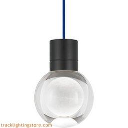 Mina Pendant - Clear - Blue - LED - 90 CRI 2200K 700TDMINAP11CUB-LED922