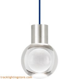 Mina Pendant - Clear - Blue - LED - 90 CRI 2200K 700TDMINAP11CUS-LED922