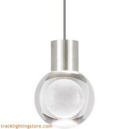 Mina Pendant - Clear - Gray - LED - 90 CRI 2200K 700TDMINAP11CYS-LED922
