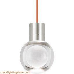 Mina Pendant - Clear - Orange - LED - 90 CRI 2200K 700TDMINAP11COS-LED922