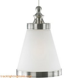 Mini Benton Pendant - White
